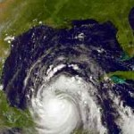 Hurricane Dean in Mexico