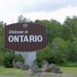 We made it to Ontario!