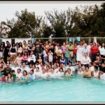 Photos from the Baptisms