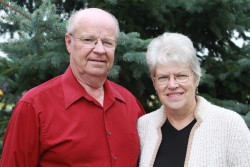 Dennis and Sharon Kirsch
