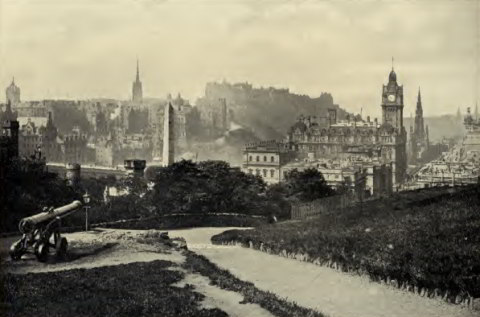 Edinburgh, Scotland (1910)