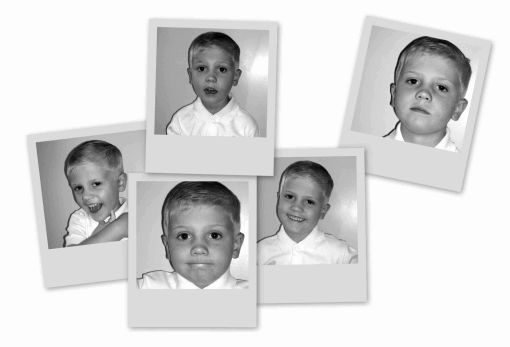 Nathanael school pictures August 2008