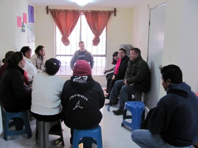 Prayer Meeting in Jesús María
