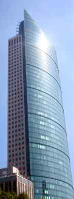 Torre Mayor, Mexico City